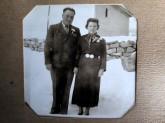 Eleanor and Bob Isaacson - Wedding Day